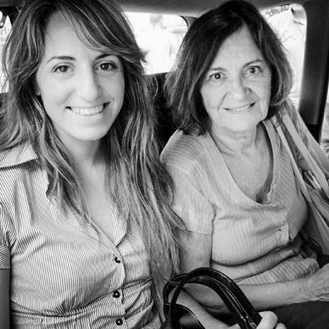 Grazia Neri e Marianna Santoni