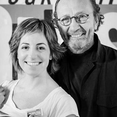 Paolo Roversi e Marianna Santoni