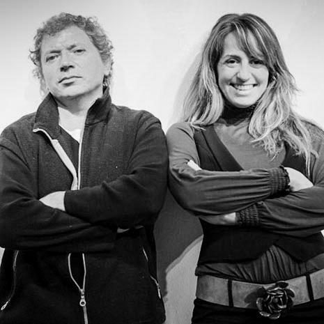 Efrem Raimondi e Marianna Santoni