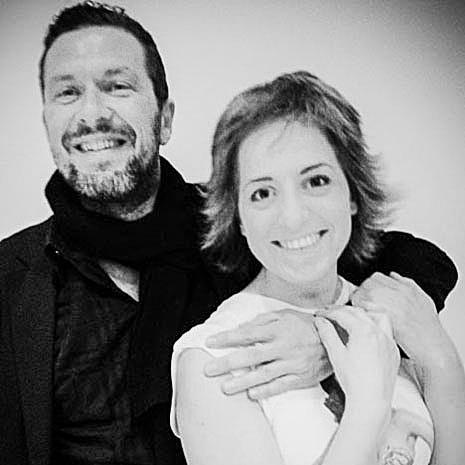 Davide Marchionni e Marianna Santoni