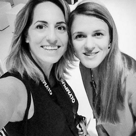 Miss Aniela e Marianna Santoni