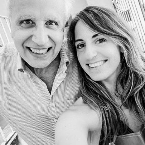 Tommaso Le Pera e Marianna Santoni