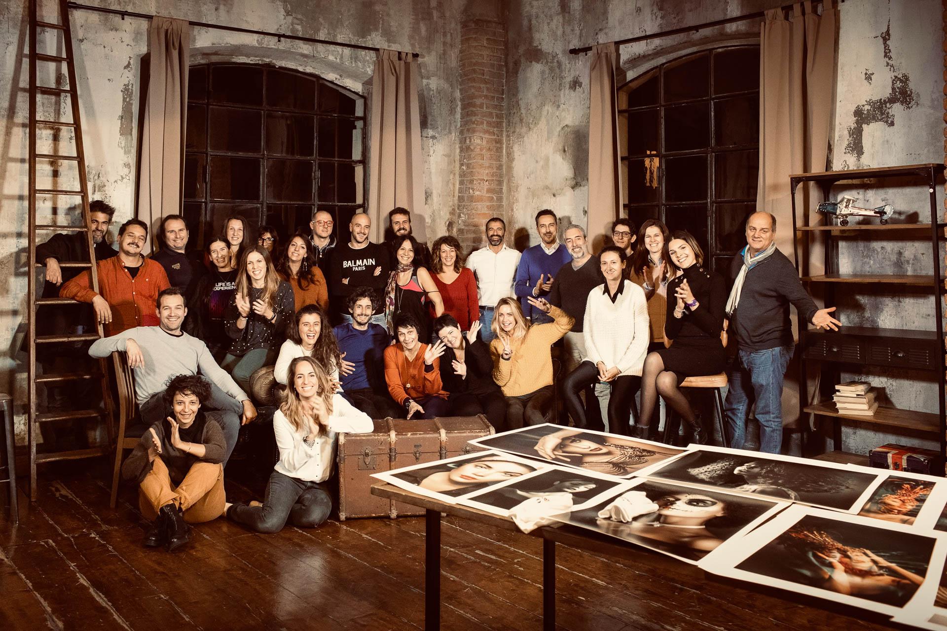 Corso Marianna Santoni - Foto di gruppo
