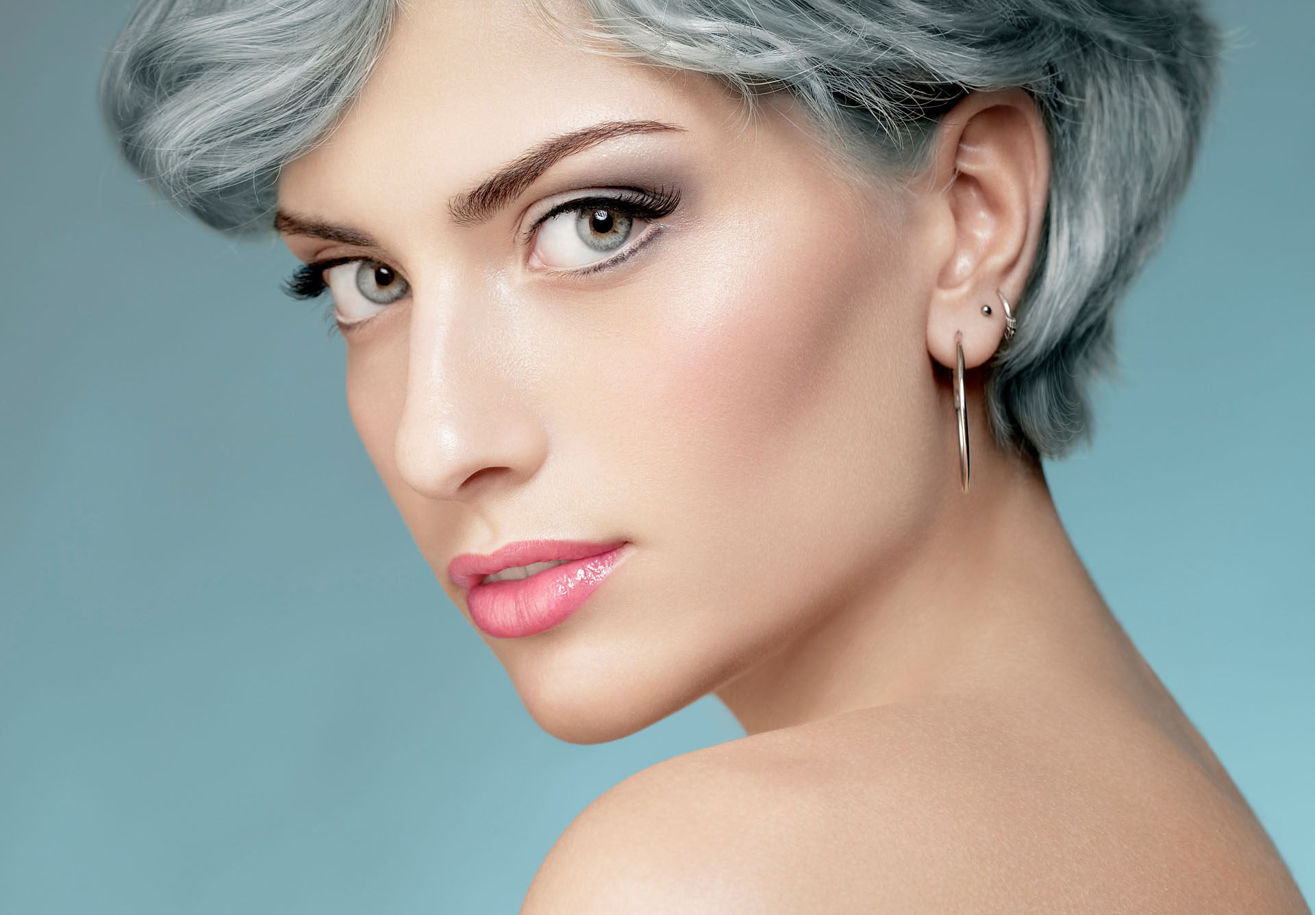 Foto di beauty di Marianna Santoni