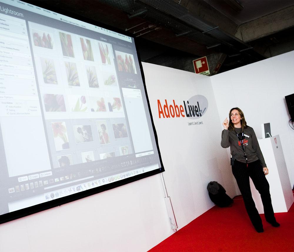 Marianna Santoni Adobe Guru