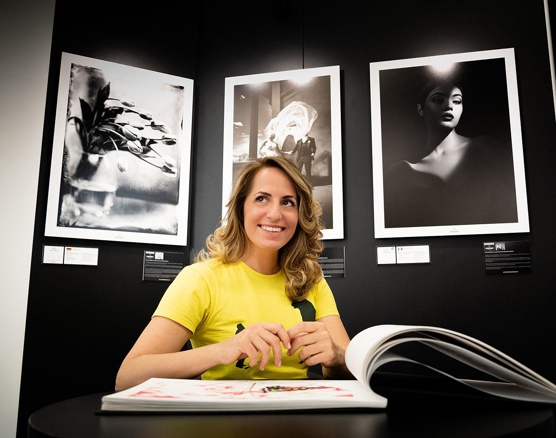 Marianna Santoni in mostra