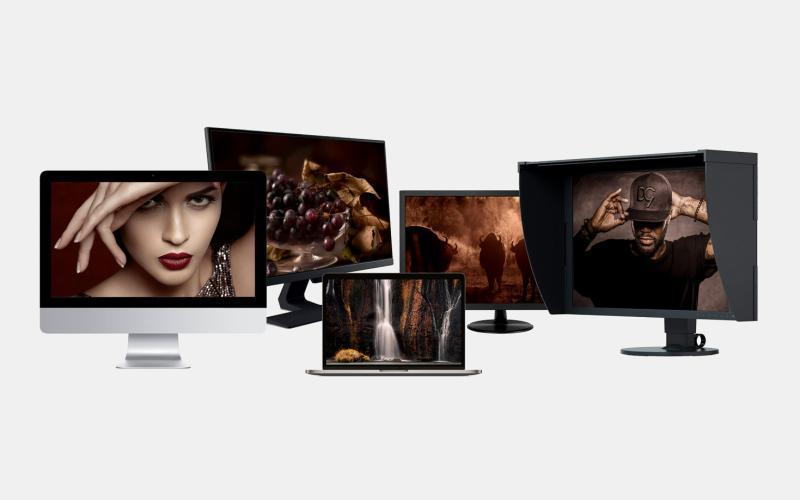 monitor per fotografi